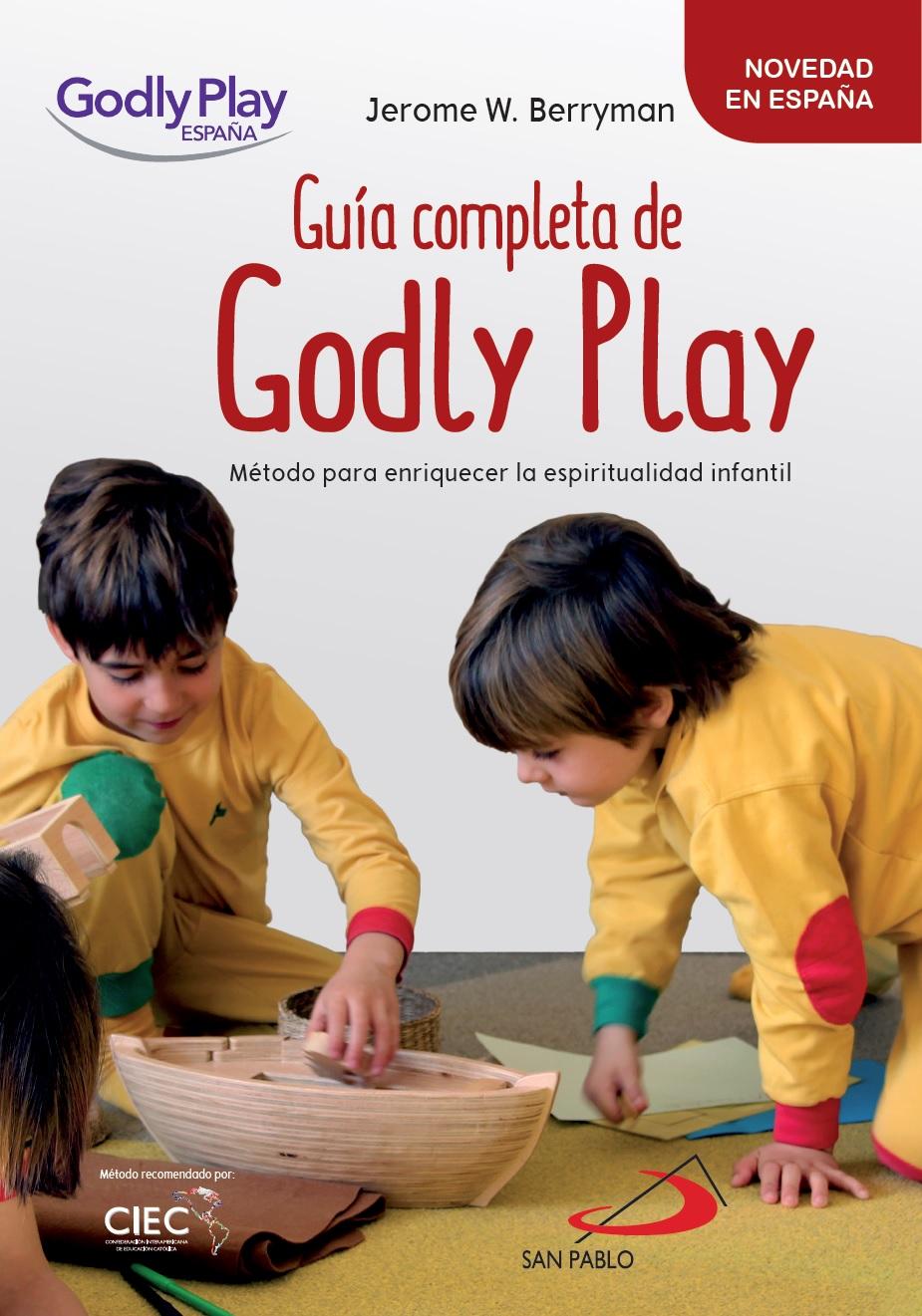 Venta de libros del método Godly Play bajo demanda en América
